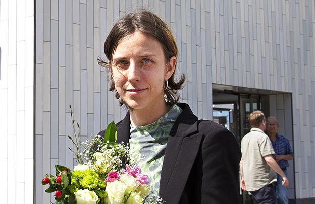 Marie Vedel. Fotograf Hans Ekestang