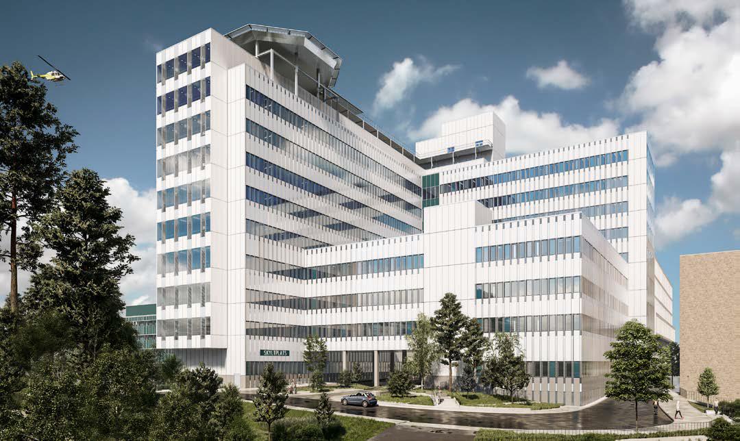 Danderyds sjukhus byggnad 61