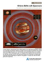 konst_Danderyd KKoperation_Orions bälte och Sjusovare-1