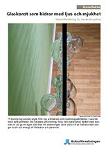 konst_Danderyd Neonatal_Glaskonst som bidrar med ljus och mjukhet-1