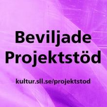 Beviljade projektstöd 2021