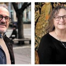 Ny VD Sverker Gaweel och ny styrelseordförande Ingela Lindh