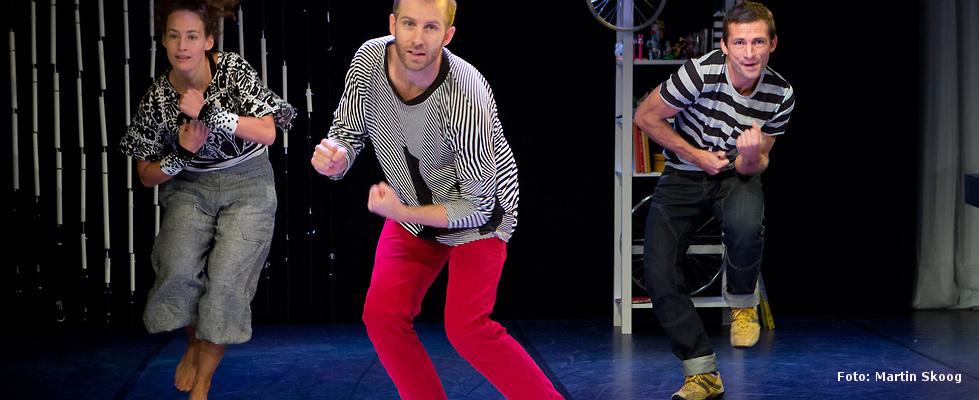 Foto Dans Cirkus 1