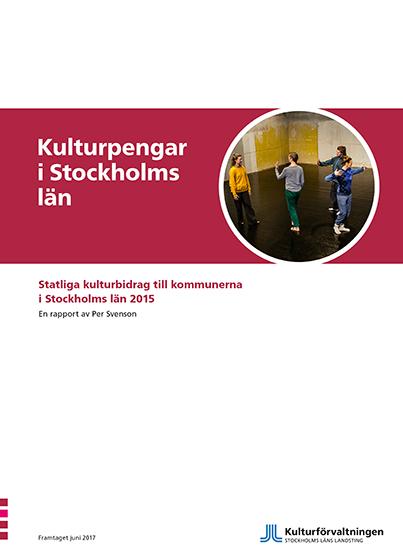 Rapportbild Kulturpengar
