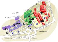 danderyds sjukhus karta Danderyds sjukhus | Kulturförvaltningen danderyds sjukhus karta