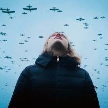 Stockmotion Filmfestival. Stillbild från filmen Hållbart professionell av Sebastian Johansson Micci. Foto: Antonio Ikovic.