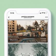 Appen Upptäck historien