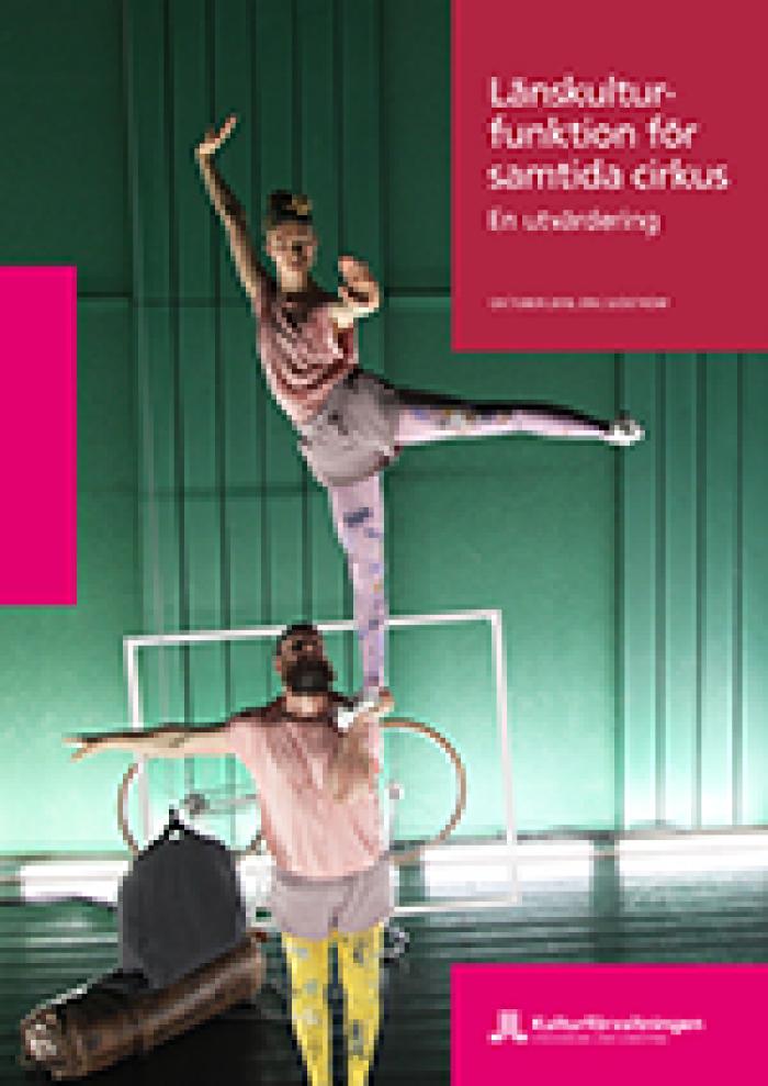 Länskultur Cirkus rapport 2019