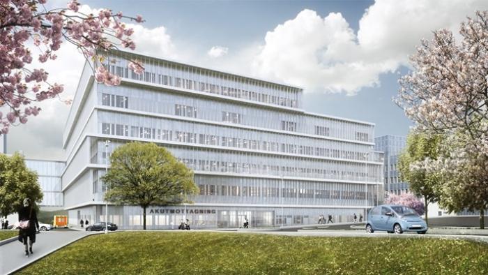 Framtidens Danderyds sjukhus