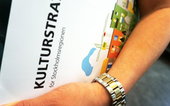 Kulturstrategi för Stockholmsregionen